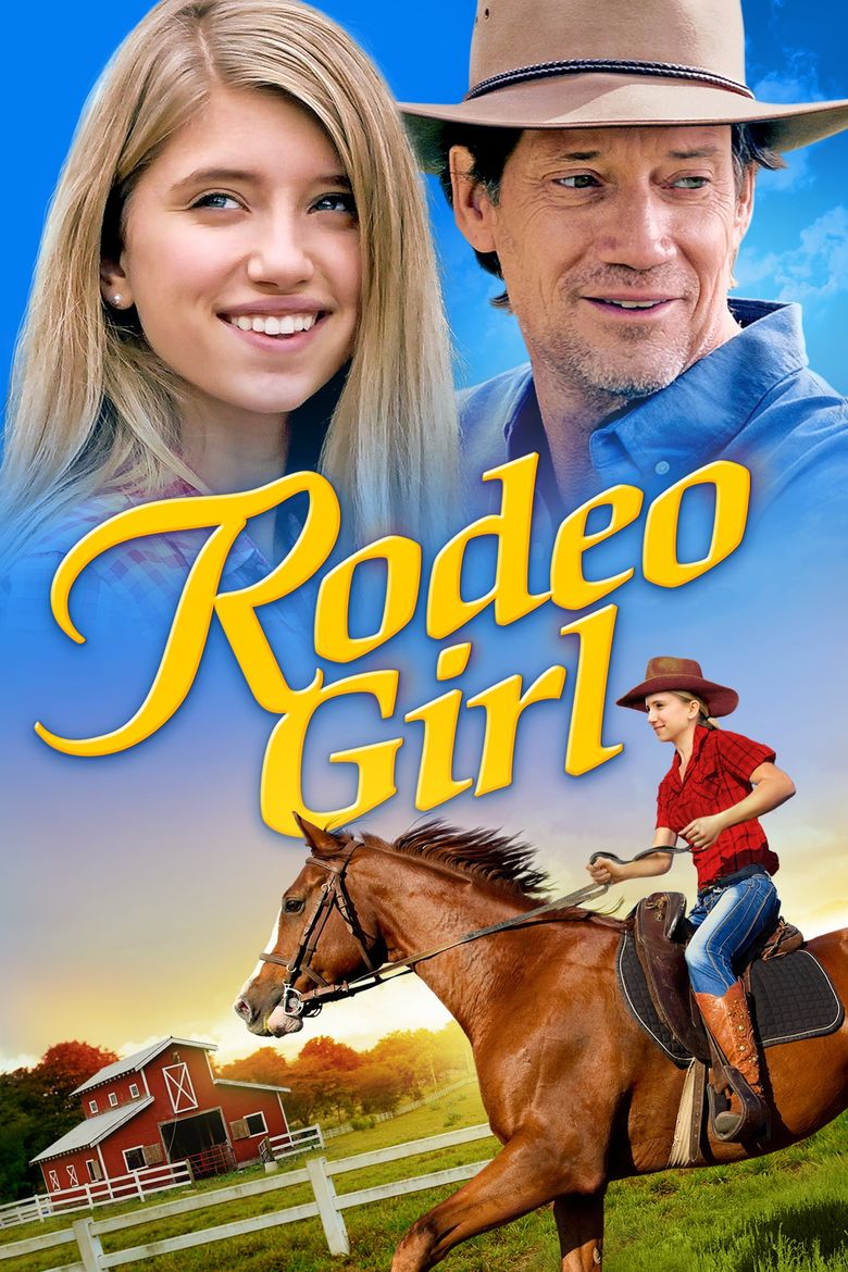 Rodeo Girl Poster