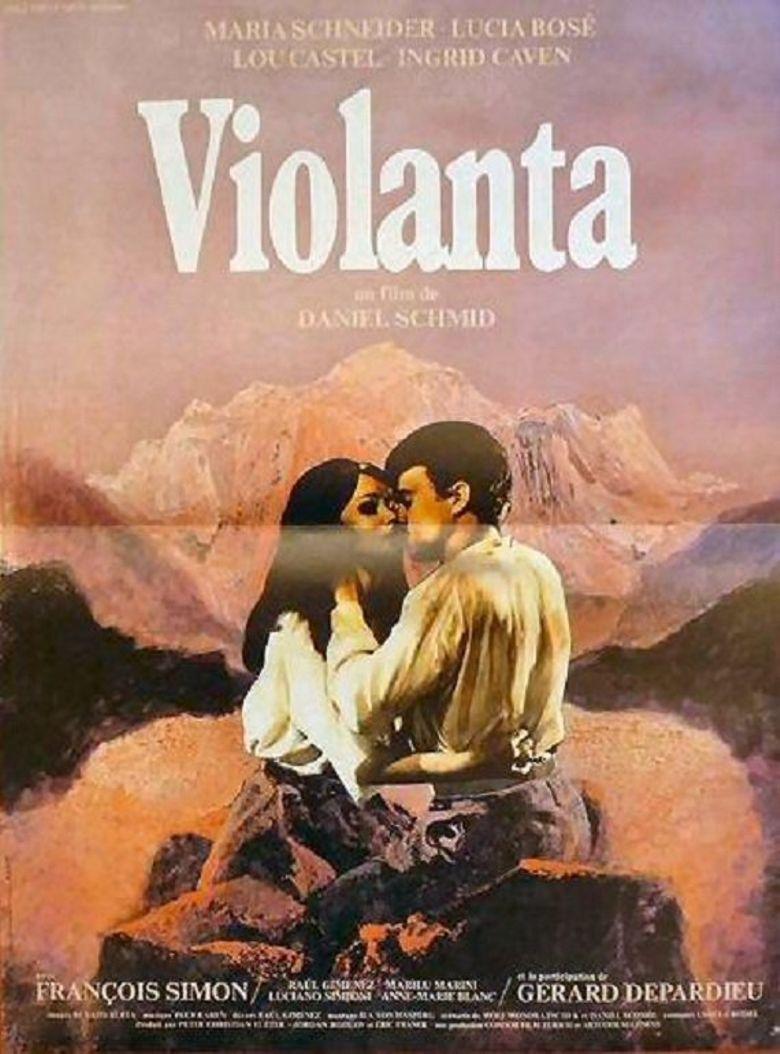 Violanta Poster