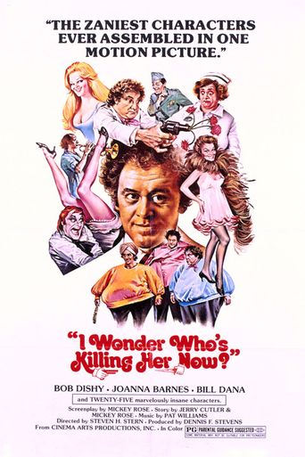 I Wonder Who's Killing Her Now? Poster