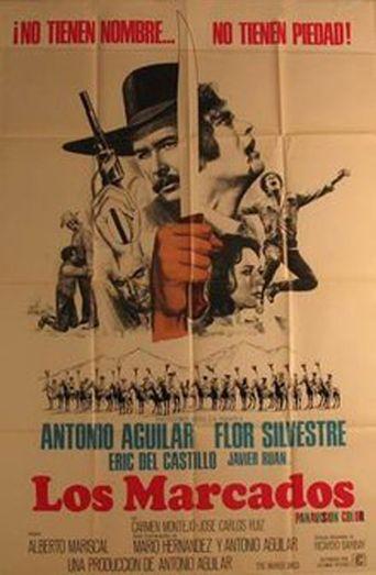 Los Marcados Poster