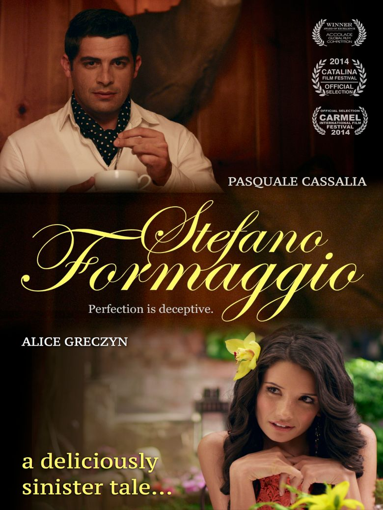 Stefano Formaggio Poster