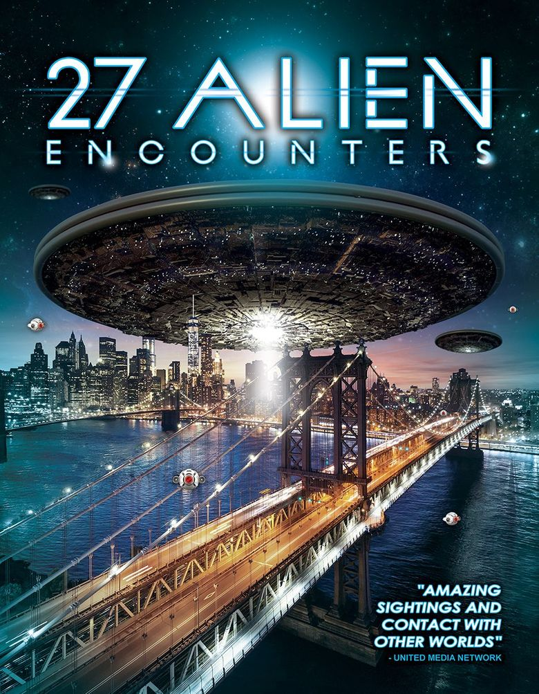 27 Alien Encounters Poster