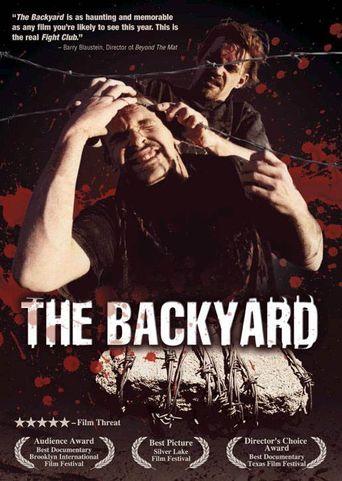 The Backyard Poster
