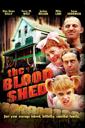 The Blood Shed Poster