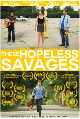 These Hopeless Savages Poster