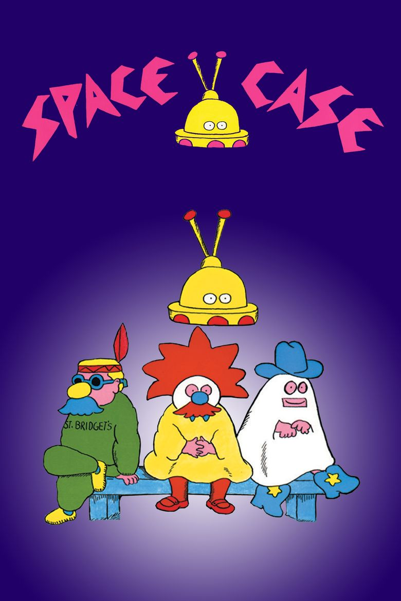 Space Case Poster