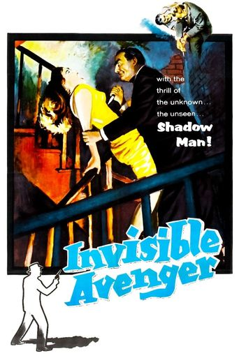 The Invisible Avenger Poster
