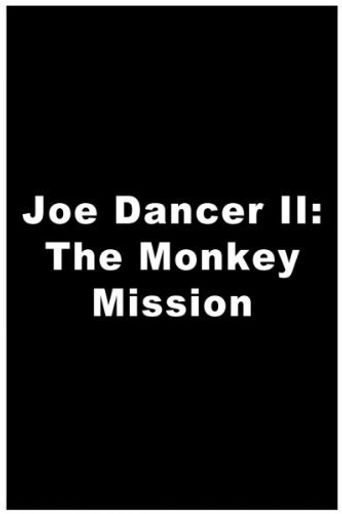 Joe Dancer II: The Monkey Mission Poster