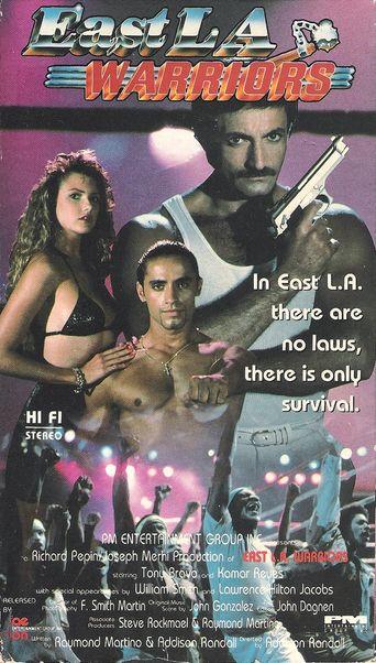 East L.A. Warriors Poster
