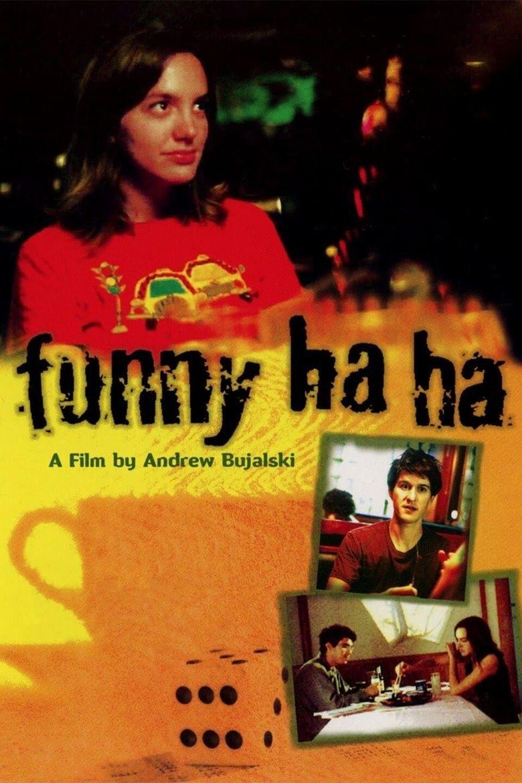 Funny Ha Ha Poster