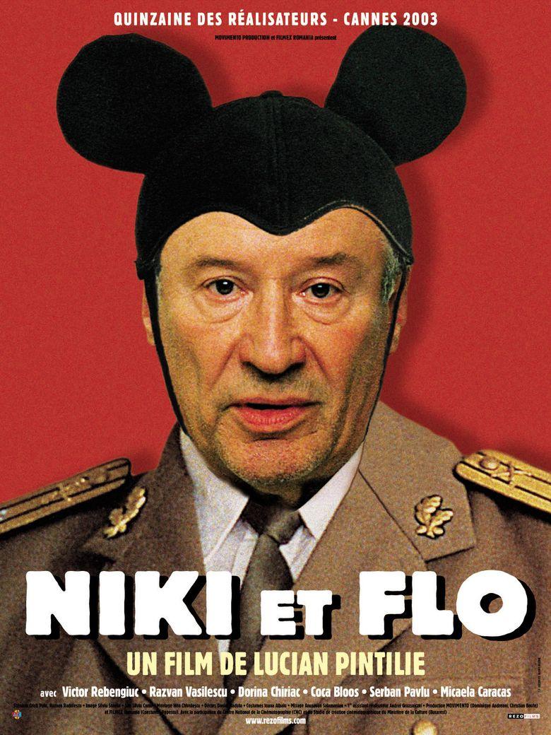 Niki and Flo Poster