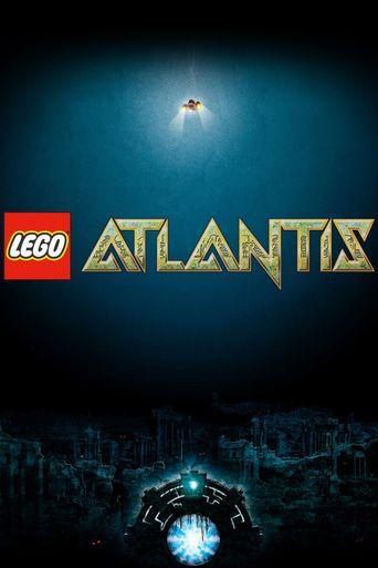 Lego Atlantis: The Movie Poster