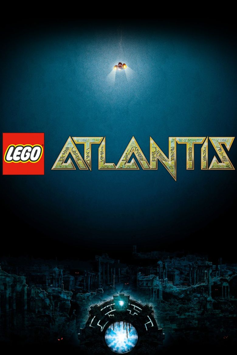 Lego Atlantis: The Movie Poster