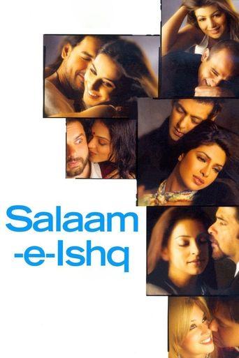 Salaam-e-Ishq Poster