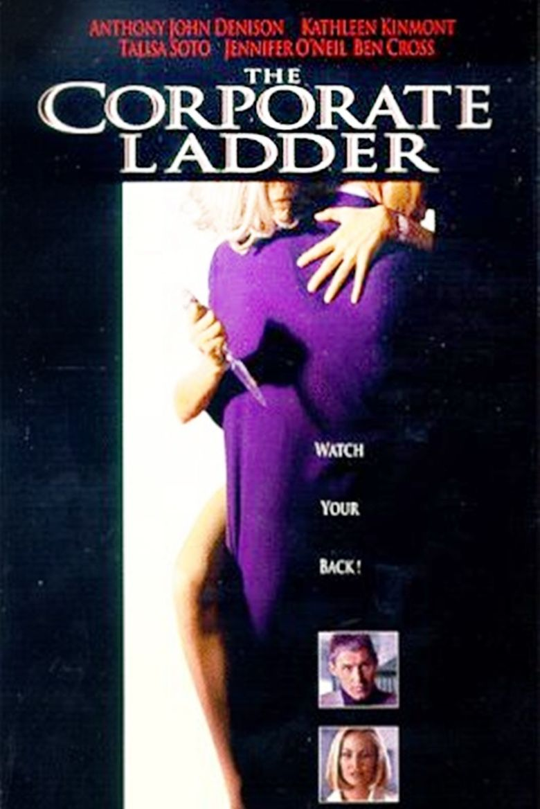 The Corporate Ladder Poster