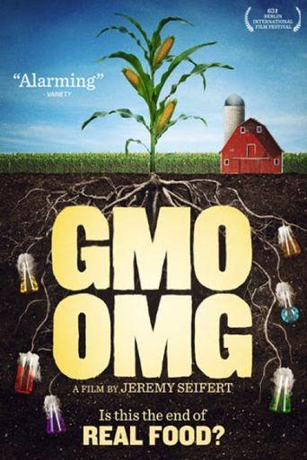 GMO OMG Poster