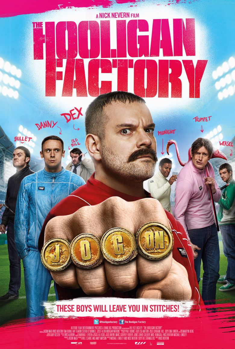 The Hooligan Factory Poster