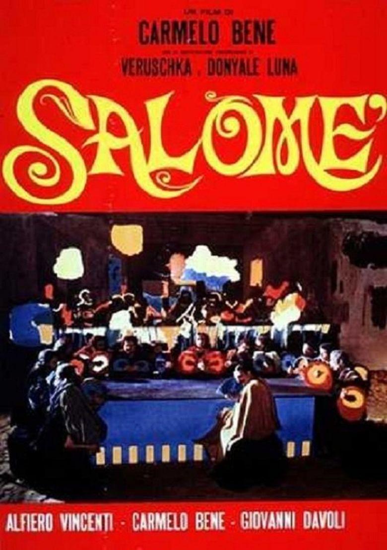 Salomé Poster