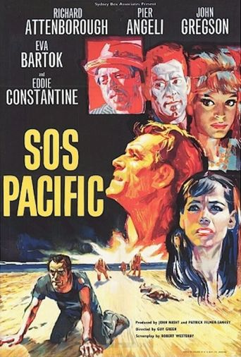 SOS Pacific Poster