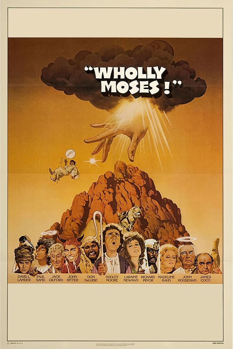Wholly Moses Poster