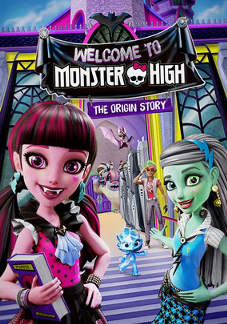 Monster High: Welcome to Monster High Poster