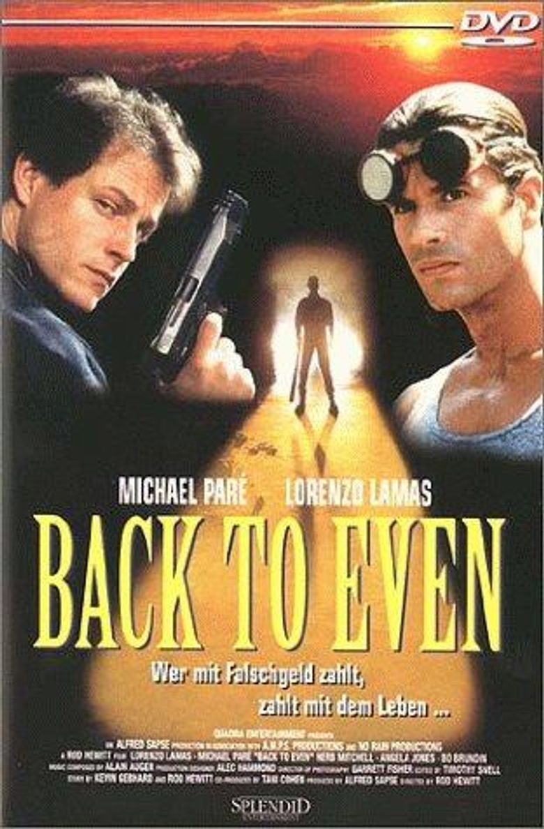 Back to Even Poster