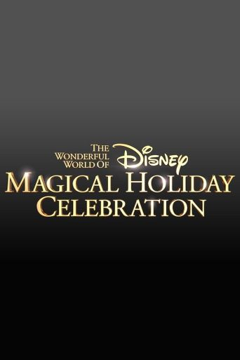 The Wonderful World of Disney: Magical Holiday Celebration Poster
