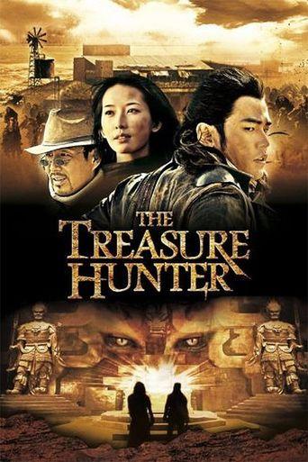 The Treasure Hunter Poster