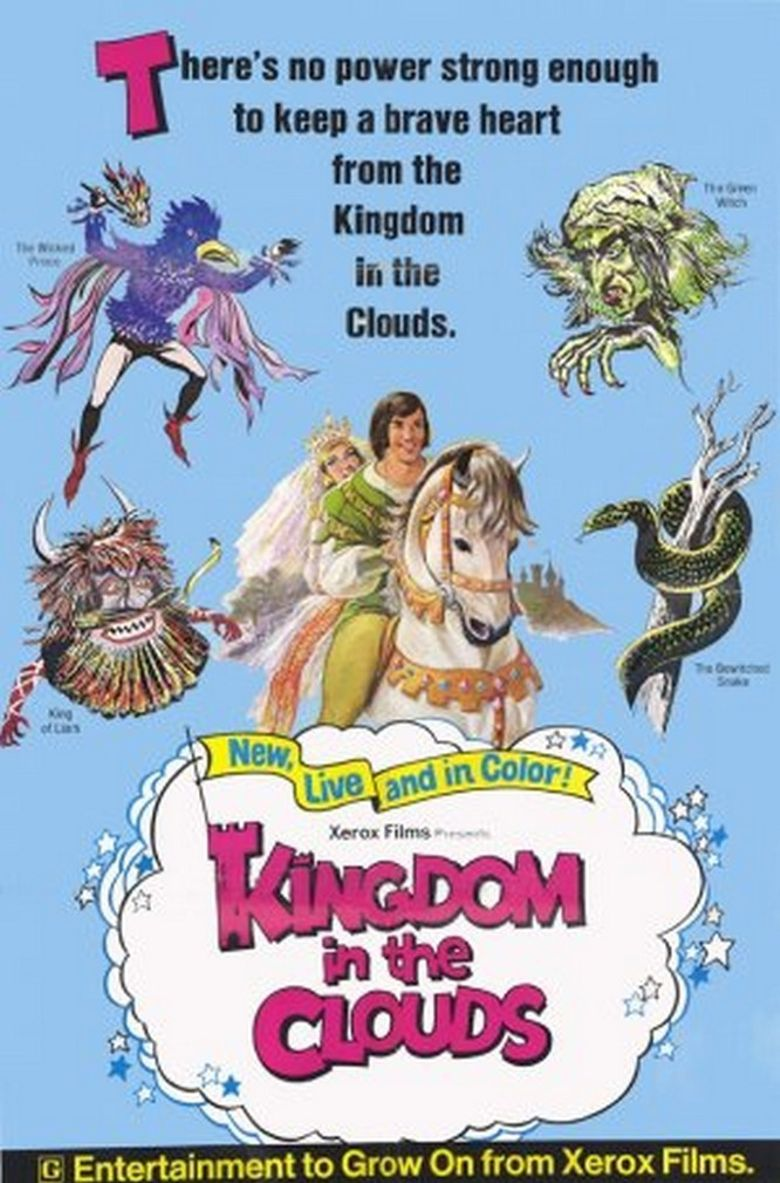 Kingdom in the Clouds Poster