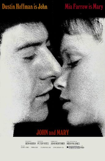 John and Mary Poster