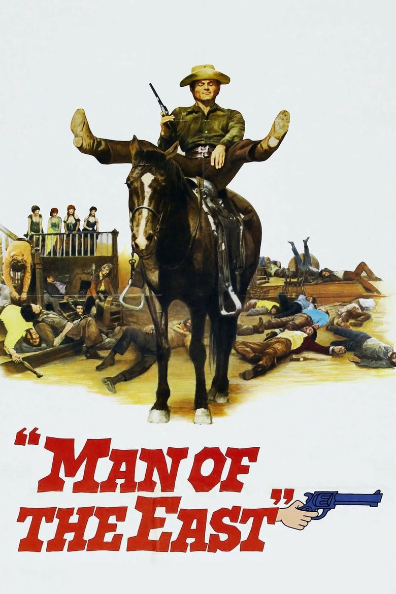 Man of the East Poster