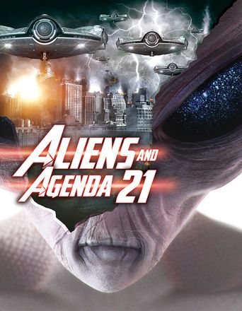 Aliens and Agenda 21 Poster