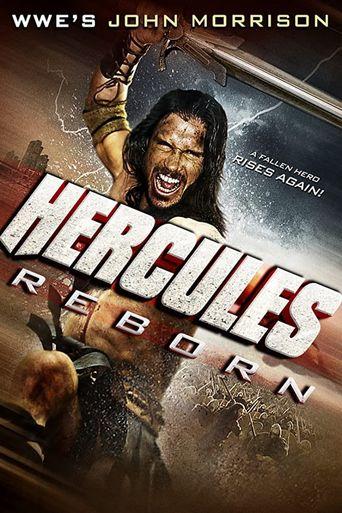 Hercules Reborn Poster