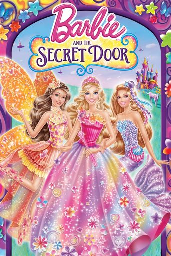 Barbie and the Secret Door Poster