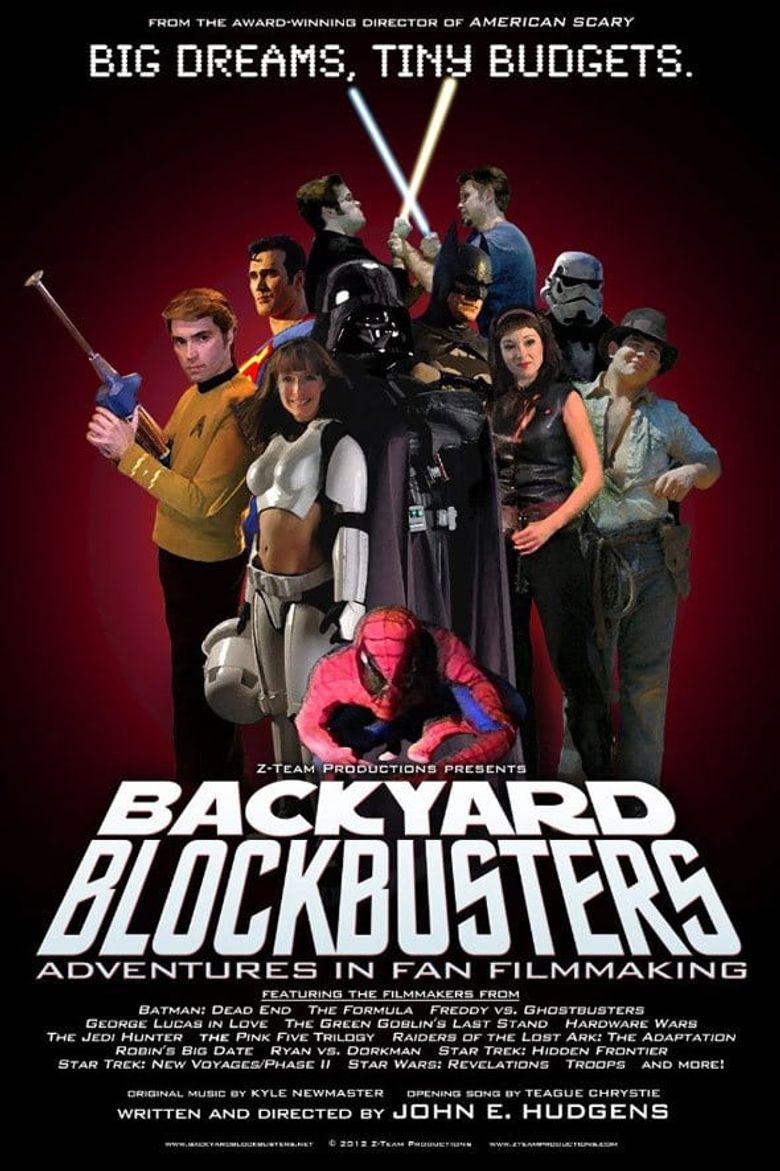 Backyard Blockbusters Poster