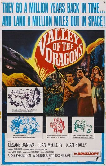 Valley of the Dragons Poster