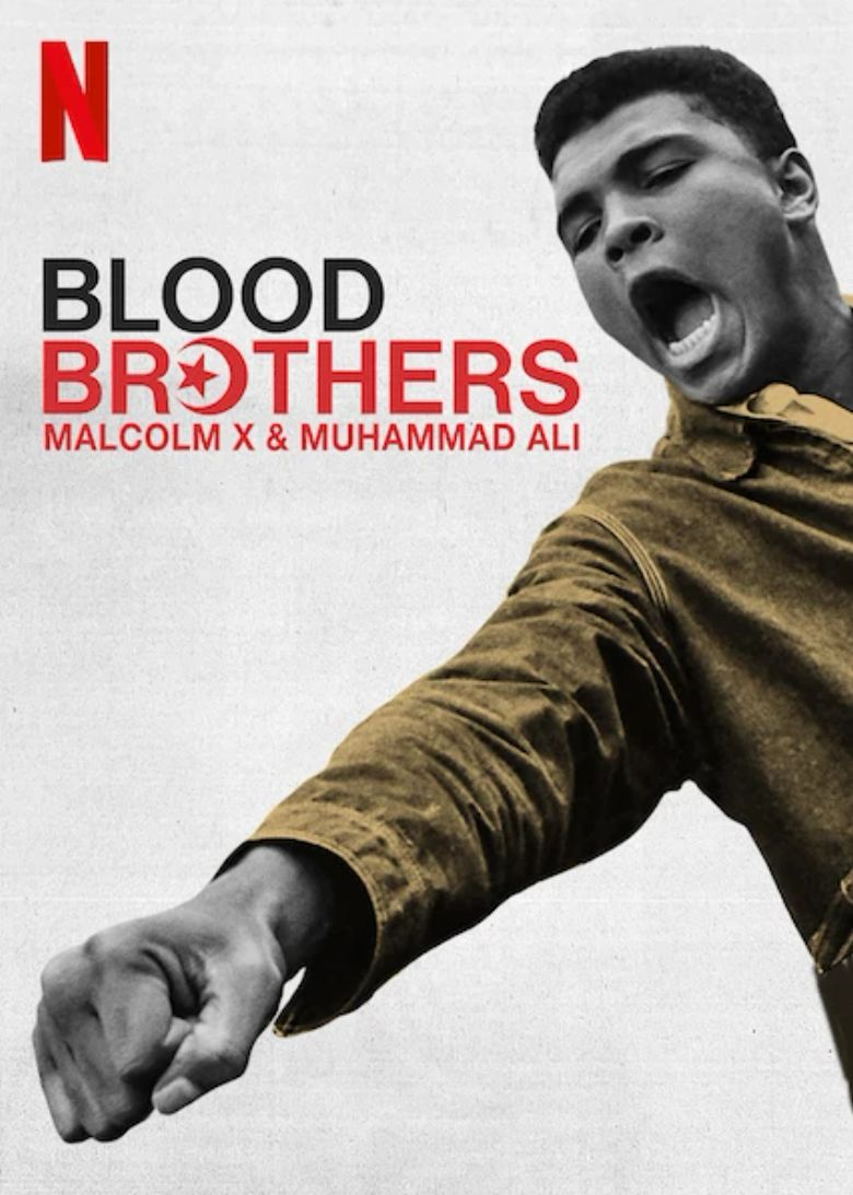 Blood Brothers: Malcolm X And Muhammad Ali Poster