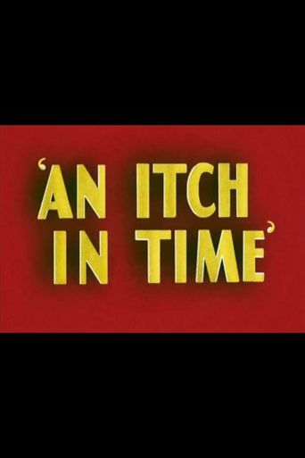 An Itch in Time Poster