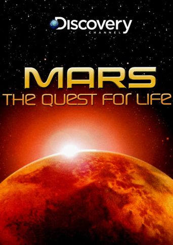 Mars - The Quest for Life Poster