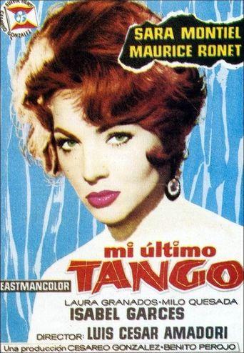 Mi último Tango Poster