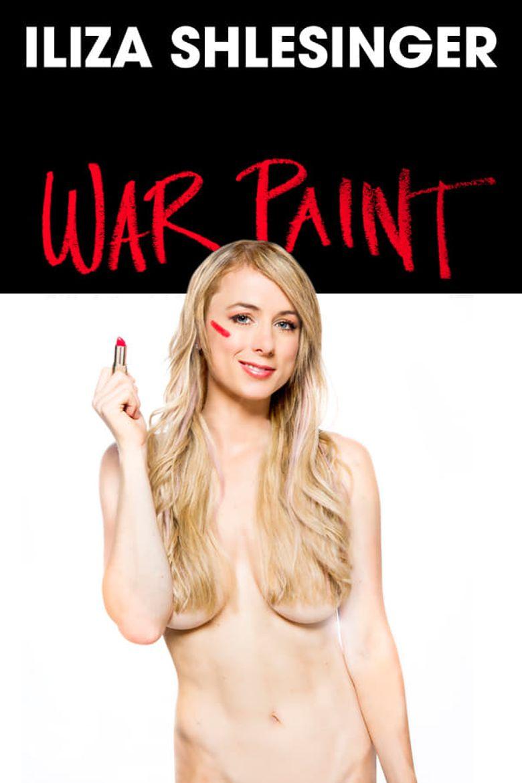 Iliza Shlesinger: War Paint Poster