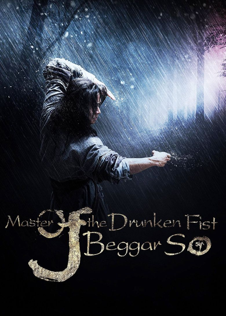 Master of the Drunken Fist: Beggar So Poster
