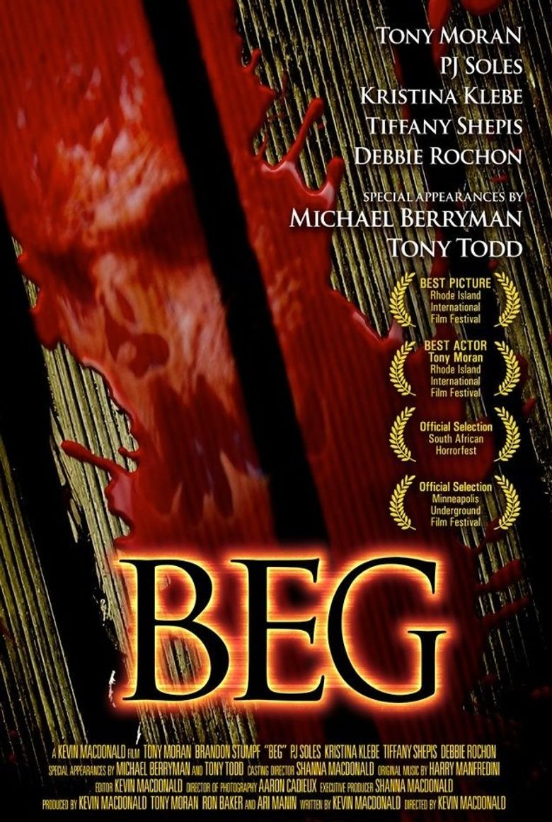 Beg Poster