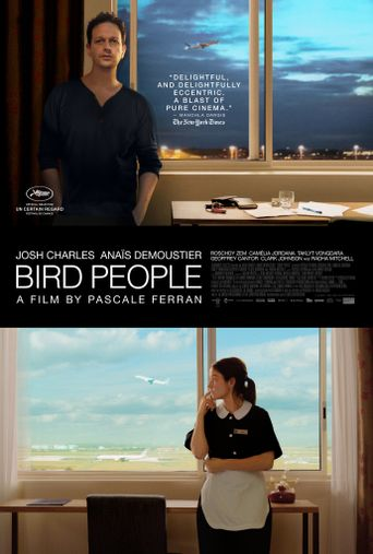Bird People Poster