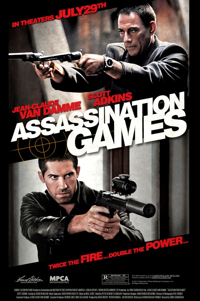 Watch Assassination Games