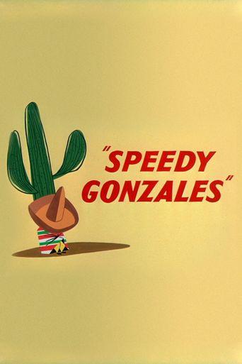 Speedy Gonzales Poster