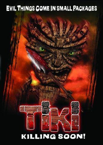 Tiki Poster