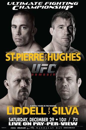 UFC 79: Nemesis Poster