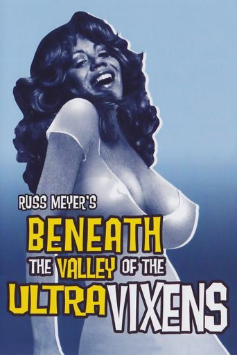 Beneath the Valley of the Ultra-Vixens Poster