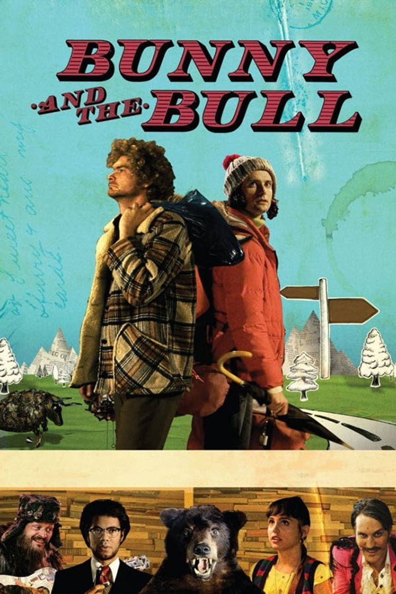 Bunny and the Bull Poster